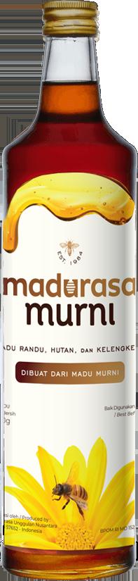 Madurasa Botol Murni