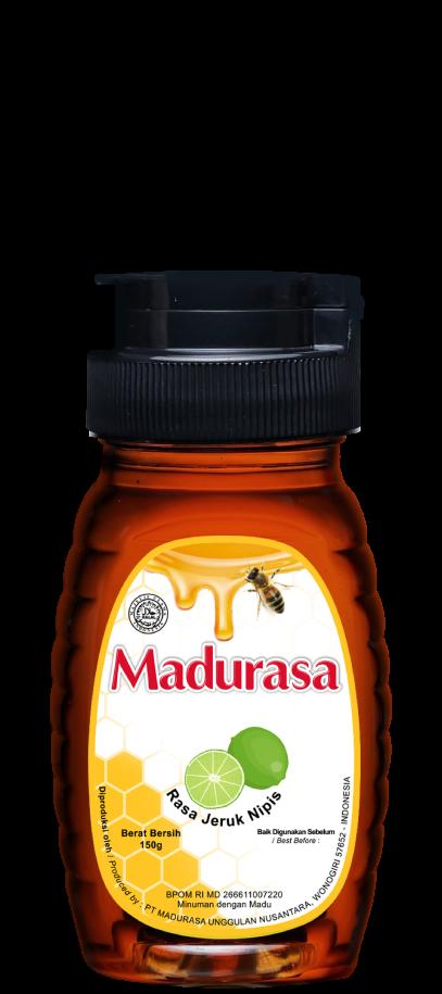 Madurasa Botol Jeruk Nipis
