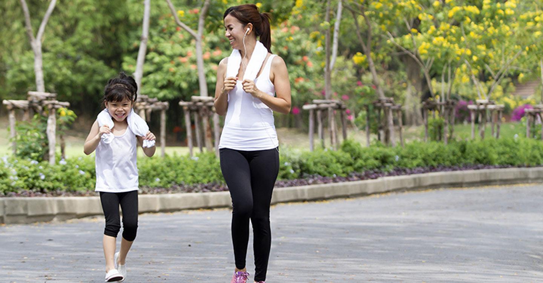 Fitkidz Multivitamin: Yuk, Ajak Si Kecil Lari Pagi Agar Lebih Sehat